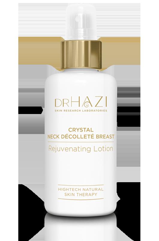 Crystal Neck, Décolleté, Breast Rejuvenating Lotion